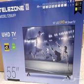 شاشات تلفزيون سمارت 4k وطاولات