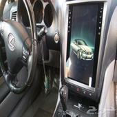 شاشه لكزس IS 300 2006 - 2011 نظام اندرويد
