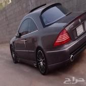 السلام عليكم ورحمة الله مرسيدس. سبورت 2003 50
