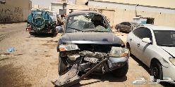 باجيرو 2005 تشليح آثار حادث موتور وجير سليم
