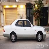 لكزس Ls400 2000 لؤلؤي لوحات اماراتيه