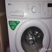 LG 7 kg Front Loading Washing Machine