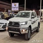 تويوتا هايلكس SGLX ديزل فل 2021 سعودي