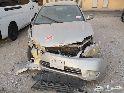 سيارة كورولا 2006 مصدومة للبيع