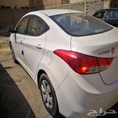 للبيع سيارة النترا موديل 2014 نص فل