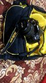 كاميرا احترافية Nikon D5200 مع عدستين