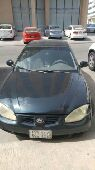 سيارة النترا موديل 2000 للبيع
