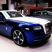 مكتب هورسس باور لتأجير السيارات دبي