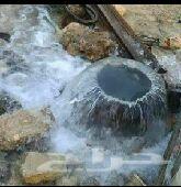 كشف مياه قبل لحفر بأحدث أجهزة امريكيه
