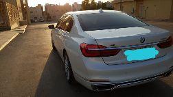 BMW 750LI فل كامل 2016