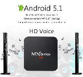 اندرويد التلفاز andriod tv mxq pro 4k