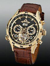 ساعة رجالية الماس من المانيا أصلية و جديدة غير مستخدمة