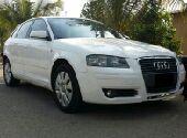 Audi A3 model 2006