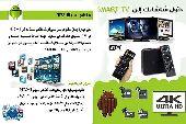 جهاز اندرويد للتلفزيون الترفيهي tv box