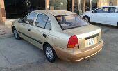 سيارة اكسنت 2003