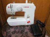 للبيع مكينة خياطة سنجر ستارت استخدام قليل جدا