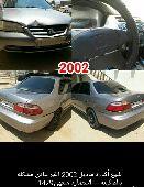 للبيع سيارتين هنودا أكورد موديل 2000 و 2002