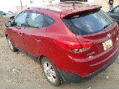 سيارة توكسان هيونداي 2013