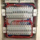 لجميع اعمال الكهرباء اتصل علي 0540404546