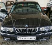 BMW 740 IL انديفيجول