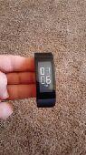 ساعة سوني الرياضية..للبيع مستعمله  شرط الساعة