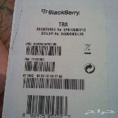 للبيع بلاك بيري Q10 مستعمل غير مفتوح نظيف البيع ب350 فقط