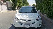 للبيع توسان موديل 2012 بانوراما الحد 38500