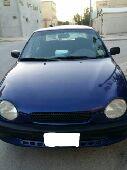 كورولا 1998 للبيع