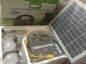 للبيع طاقه شمسيه  متكامله ب350
