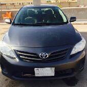 الرياض - سيارة كورولا