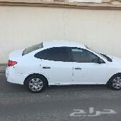 هونداي النترا موديل 2007  اللون أبيض ( قير عادي )  السيارة مجددة ومفحوصة    السيارة مكينة وقير وكمبر