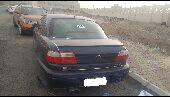 سياره أوبل 2002 مصدوم نظيف للتشليح أو إصلاح
