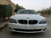 الفئة السابعة BMW 730li موديل 2008