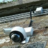 كاميرات مراقبة حديثة