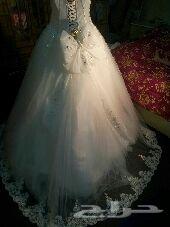 فستان عروسه ب 1500 ريال تفصيل 2015