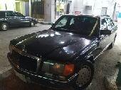 للبيع مرسيدس 560 موديل 1988