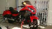 دراجة هوندا - قولد ونق F6B