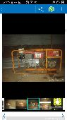 ماطور  كهرباء للبيع 7 كيلو 6 ك   ديزل