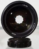 عدسة روسية 85mm 1.5 ونيكون 50mm 1.2