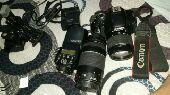 للبيع كاميرا كانون دي600