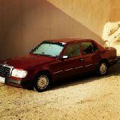 مرسيدس E230 نظيف جداجدا