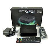 جهاز الترفيه الذكي andriod tv box  ساعات ثري دي