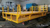 صيانة المعدات الثقيله و تصنيع المقطورات اسحب