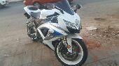 GSX-R  600  2008