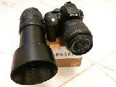 كاميرا نيكون احترافية D5300 للبيع