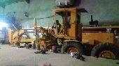 صيانة المعدات ودهان والهدروليك