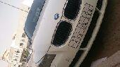 BMW 530 ابيض نظيف جدا - مع لوحة مميزة