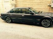 BMW 740 Larg