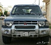 سياره ميتسوبيشي باجيرو موديل 99