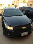 للبيع سيارة كروز مديل 2012